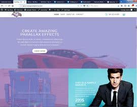 #7 for Creating our brandnew website in an attractive and modern style (wordpress) by monowara9850