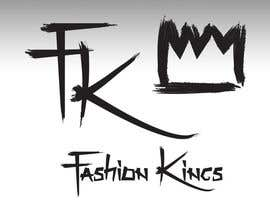 #19 untuk Edited Logo for Fashion Kings Clothing oleh reygarcialugo
