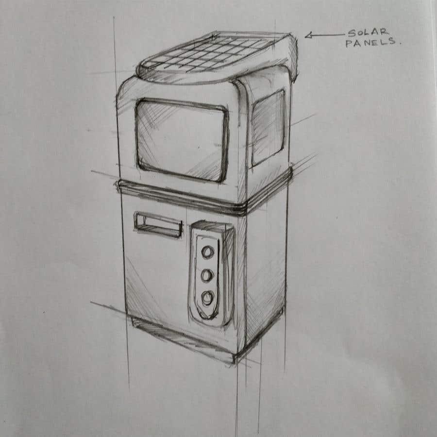 Participación en el concurso Nro.19 para Hand sketch artist to help us inprove our concept design