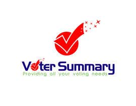 #13 cho Logo Design for Voter Summary bởi ideaz13