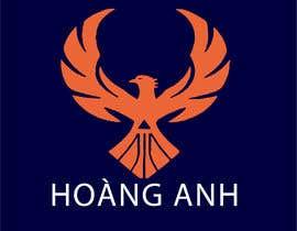 #44 for Design logo for HOÀNG ANH by JOYANTA66