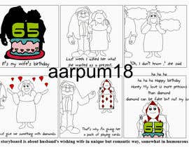 #5 para Illustration Design for Castle Greetings por aarpum18