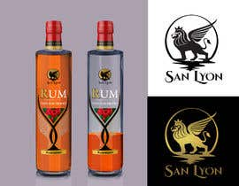 #71 for Design a Logo & Design a Bottle Label af naty2138