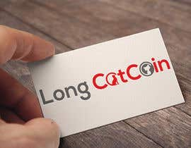 #33 for Create a Logo for the Crypto Currency 'LongCatCoin' by logodesign02