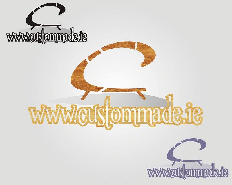Kilpailutyö #                                        36                                      kilpailussa                                         Logo Design for www.custommade.ie