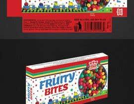 #74 para Candy Packaging Design de ReallyCreative