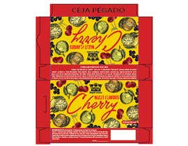 #72 para Candy Packaging Design de eling88
