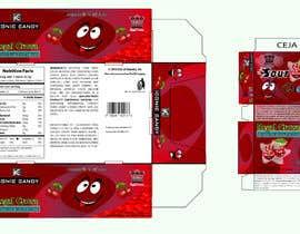 #59 para Candy Packaging Design de rkasif5