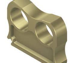 nº 12 pour Two Finger Knuck - Simple 3d design and modeling - Fusion 360 File par gavinmech