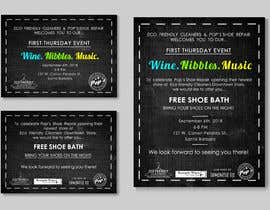 #9 for Design an invitation for event by Goattail