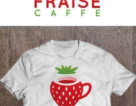 #270 for Logo Design for Fraise Caffe by ADVENTURER001