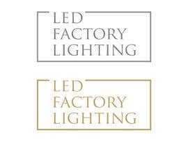 #1 для Id like a logo sending in all formats for a high end luxury website   ledfactorylighting  I like modern colours eg - greys whites & simple  Also a box around the logo от sandy4990