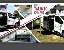 Nro 39 kilpailuun Creación Catálogo Fiat Talento Camper käyttäjältä biswajitgiri