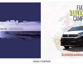 Nro 40 kilpailuun Creación Catálogo Fiat Talento Camper käyttäjältä Nexusart