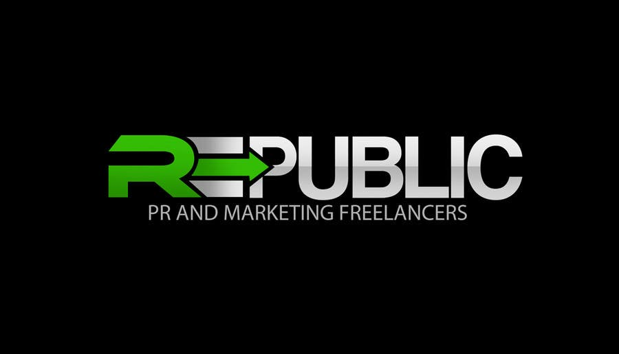 #135 for Logo Design for Re:public (PR and Marketing Freelancers) by pinky