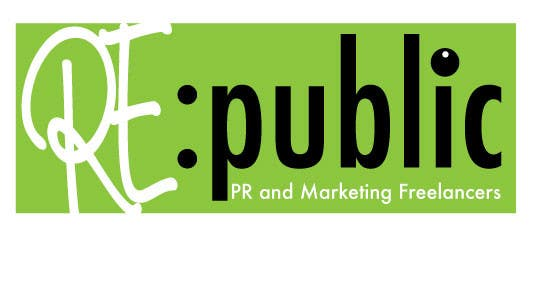 #155 for Logo Design for Re:public (PR and Marketing Freelancers) by sfoster2