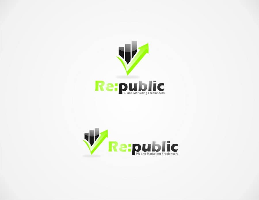 #136 for Logo Design for Re:public (PR and Marketing Freelancers) by madcganteng