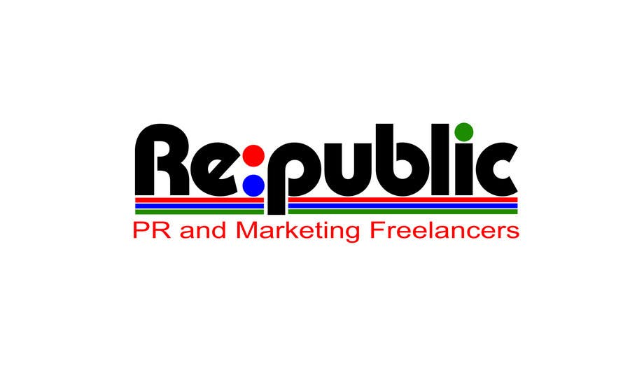 #159 for Logo Design for Re:public (PR and Marketing Freelancers) by vrd1941