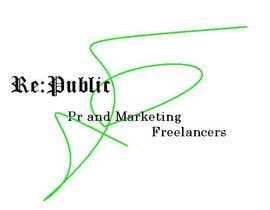 #140 para Logo Design for Re:public (PR and Marketing Freelancers) de Meca1228