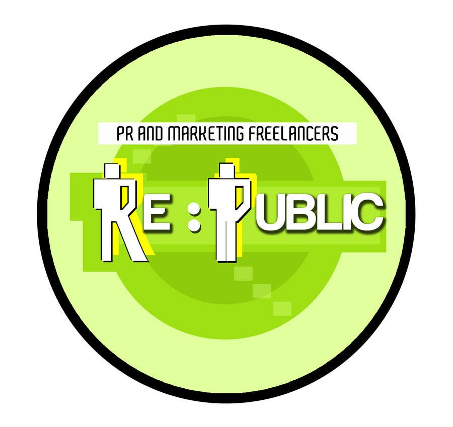 #139 for Logo Design for Re:public (PR and Marketing Freelancers) by freetobid