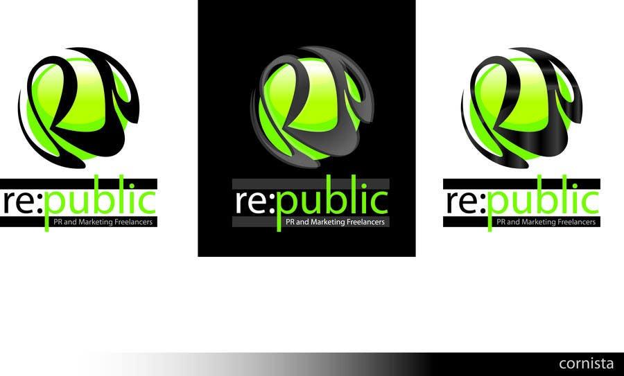 Конкурсная заявка №37 для Logo Design for Re:public (PR and Marketing Freelancers)