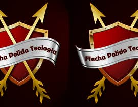 #8 untuk Flecha Polida Teologia . This is in portuguese. Means theology polished arrow. ( i need it in portuguese) oleh SviP