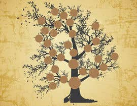 #5 for Family tree design for print by EffectedRidoy
