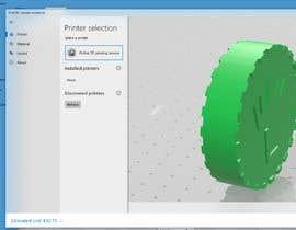 #20 για 3D Model and Print Checker Board Pieces από unumgrafix