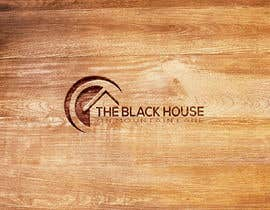 "#12 for The house is named ""The Black House"" or ""The Black House on Mountain Lane"" The property is located in Big Bear California, it's located in the mountains. The house is surrounded by large pine trees. I'm looking for a simple modern design. by Mahbud69"