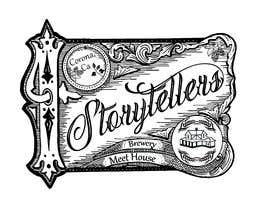 #183 for Design a Logo for Storytellers Brewery and Meet House by sadatkhan194