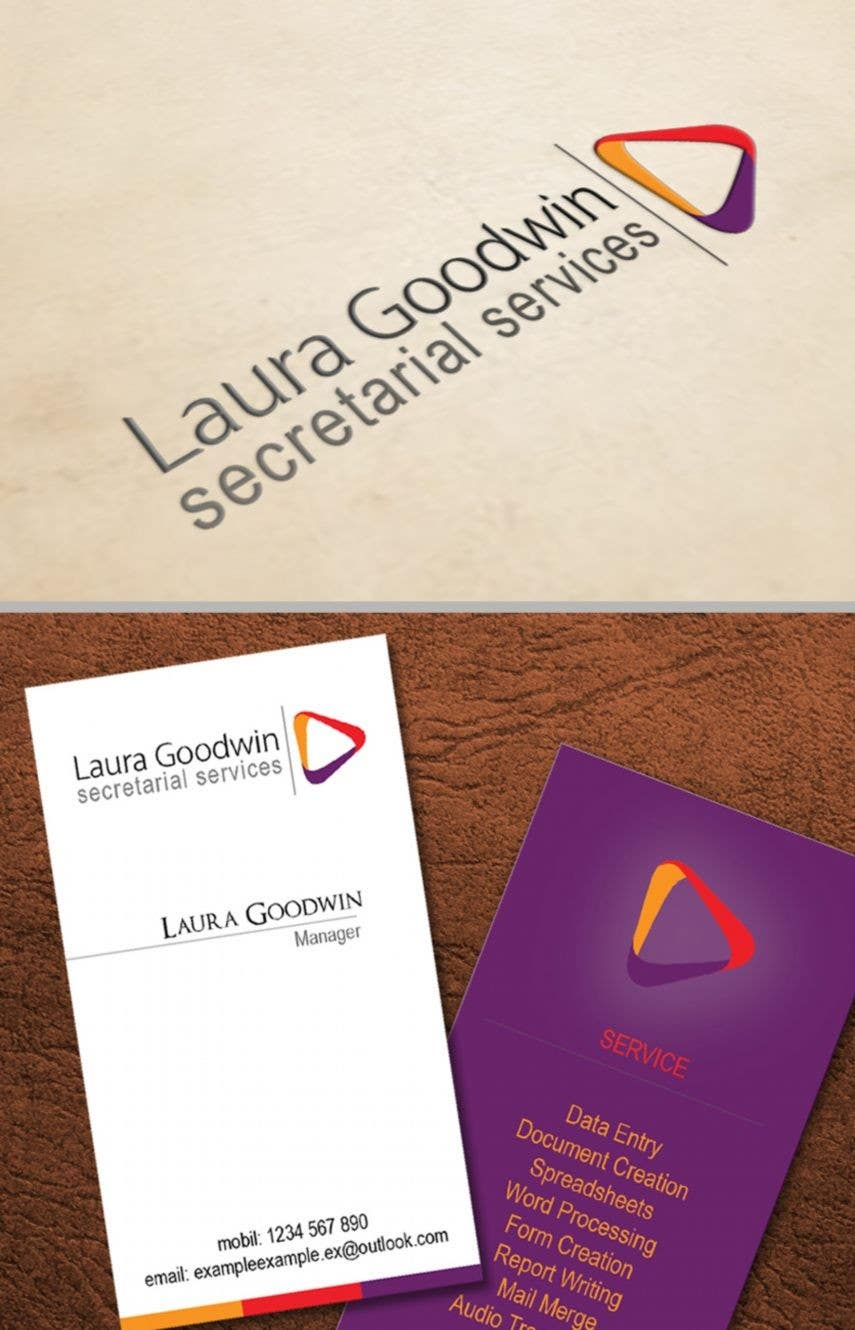 Entry #4 by wood74 for Logo & Business Card Design for a ...