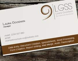 #38 untuk Logo & Business Card Design for a Secretarial Business oleh wood74