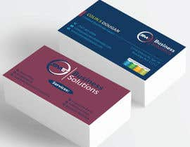 saidhasanmilon tarafından SME Business Solutions Business Cards için no 131
