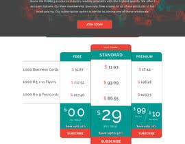 #19 for Build me a checkout page for our print website by mujeeb18