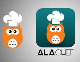 #112 for Design a Logo for a cooking applicaiton by poppsanirudha