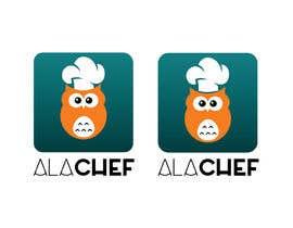 #132 untuk Design a Logo for a cooking applicaiton oleh poppsanirudha
