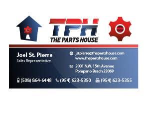 Penyertaan Peraduan #                                        18                                      untuk                                         Graphic Design for The Parts House