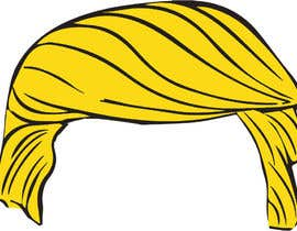 #3 for Draw a png trump hair by yanadyakova