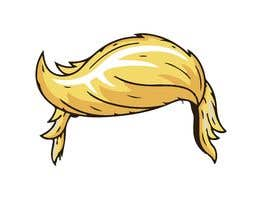 #8 for Draw a png trump hair by lianna84