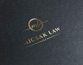 #537 untuk I need a logo for my law firm oleh PiexelAce