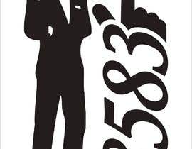 #32 para Graphic Spoofed James Bond 007 Logo and Silhouette por purnawarman08