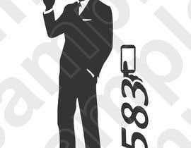 #174 para Graphic Spoofed James Bond 007 Logo and Silhouette por Uhgon90