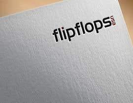 #66 untuk Quick LOGO for flip flop website oleh amirmiziitbd