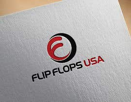 #231 untuk Quick LOGO for flip flop website oleh mozammelhoque170