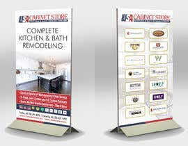 #20 for Double Sided Mount Sign Design for Kitchen Remodeling Company by jrayhan