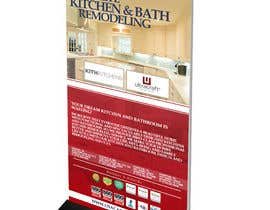 #15 for Double Sided Mount Sign Design for Kitchen Remodeling Company by luisanacastro110