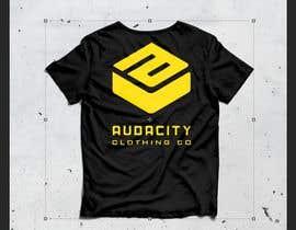 nº 4 pour I want my logo put on the back of shirts i need some mockups made. par shantosaha0