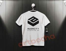 nº 31 pour I want my logo put on the back of shirts i need some mockups made. par ASUBHANPOCHA
