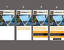 #15 for Marketial banner for Collabor8 by SJADDesigns