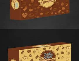 #23 untuk Snacks Box Packaging Design oleh ReallyCreative